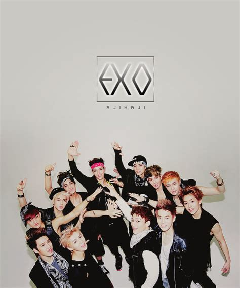 exo xoxo iphone wallpaper exo wallpaper for iphone wallpapersafari