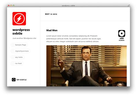 theme wordpress ultra simple 10 free ultra minimalist wordpress themes