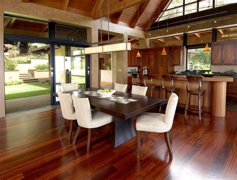Tropical Kitchen Design Wing House Tropical Kitchen Hawaii By Mcclellan Architects