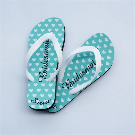 Design Your Own Sandals by Put Your Own Design On Flip Flops Personalized Flip Flops