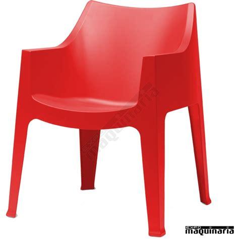 sillones de plastico sill 243 n plastico agcoccolona apilable