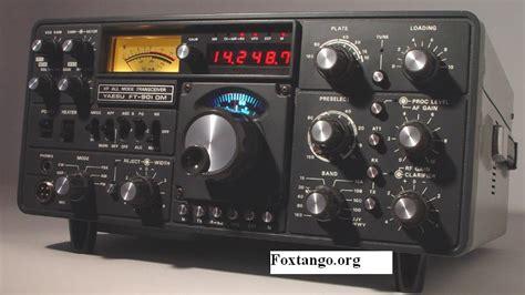 The Yaesu Ft 901 And Ft 902 Present By Fox Tango International