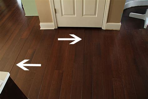 Installing Click Bamboo Flooring   Flooring Ideas and