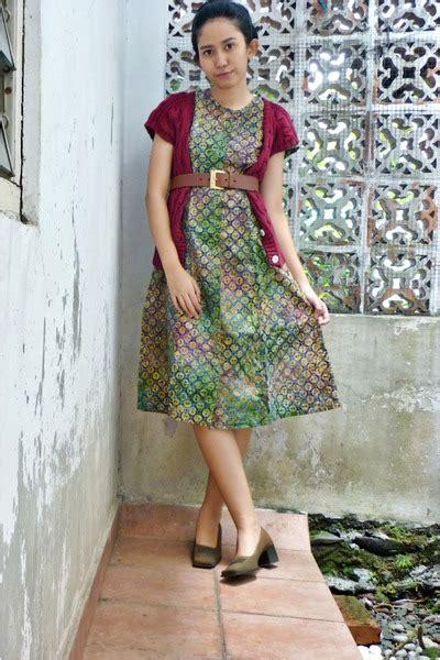 Dress Batik Free Belt olive green batik dresses maroon knitted h m cardigans