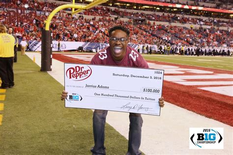 Dr Pepper Tuition Giveaway 2017 - dr pepper tuition winner threw his way to 100 000 the daily mississippian the