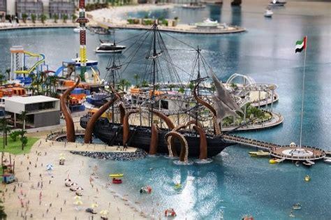 Kitchen Beach Design massive dubai waterfront project revealed in miniature