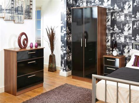 Black Gloss Walnut Bedroom Furniture Walnut And Black Gloss Bedroom Furniture Pics Design Ideas Dievoon