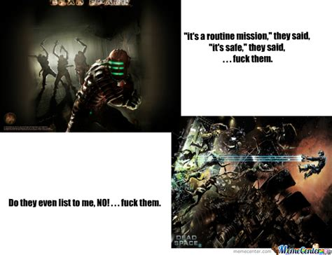 dead space by meep meme center