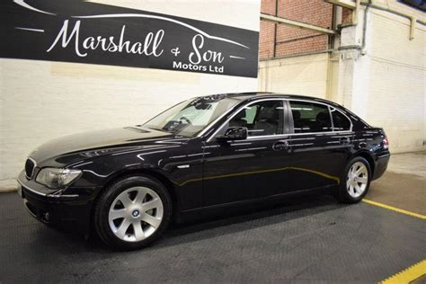 electronic stability control 2006 bmw 7 series security system used 2006 bmw 7 series 4 8 750i li 4d auto 363 bhp for sale in sutton coldfield pistonheads