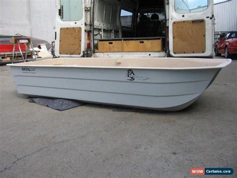 catamaran tender dinghy tender 3 2m devilcat catamaran for sale in australia