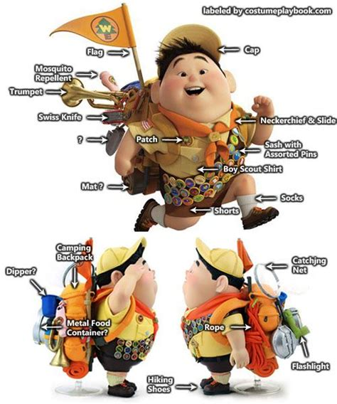 film up russell 17 mejores ideas sobre russell up costume en pinterest