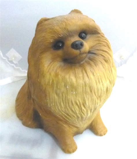 apricot pomeranian brue shop collectibles daily