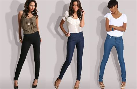 Fashion ideas for wearing jeggings latest fashion of dresses