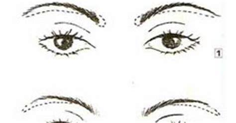 membuat alis yang baik cara memakai alis mata yang benar dan baik tak lebih