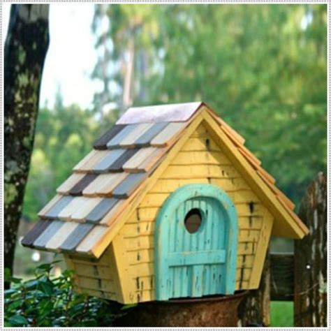 25 decorative bird cages to give new to your birdhouse