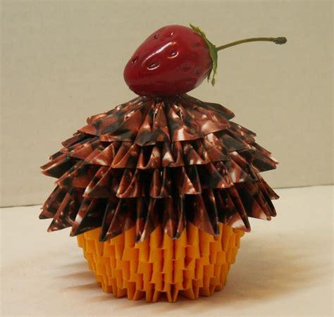 3d Origami Cupcake - cupcake 1 jpg album heidi lenney 3d origami