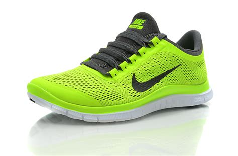nike running sneakers mens nike free 3 0 v5 s running shoes fluorescent green