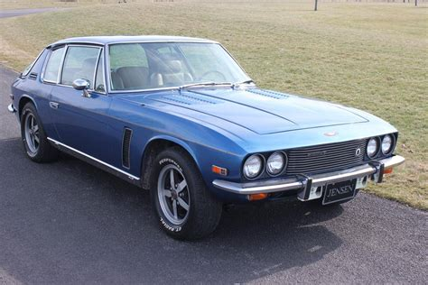 1974 Jensen Interceptor 3 for sale #1920665   Hemmings