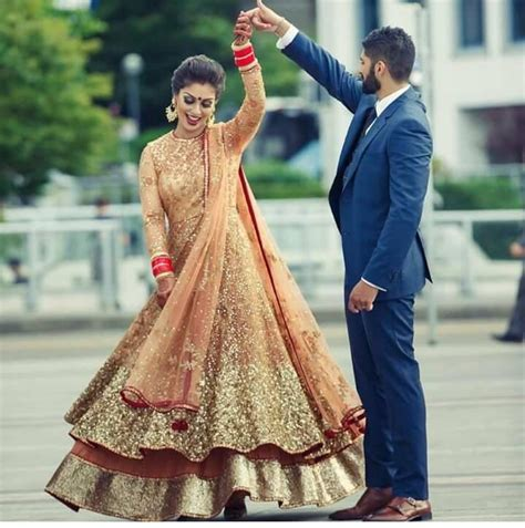 marriage wear gowns punjabi wedding reception dresses bridesmaid dresses