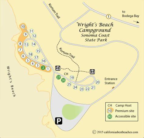california map cing california coast cgrounds map maps map usa images free