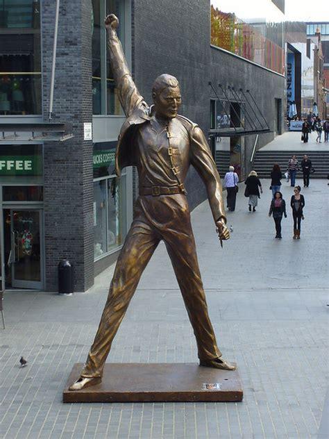 freddie mercury statue flickr photo sharing