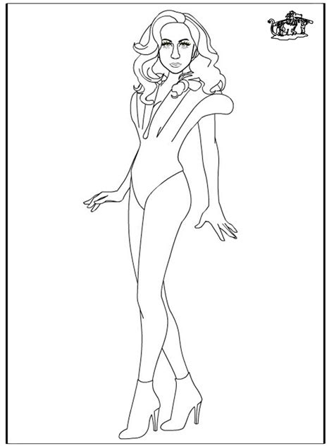 Gaga Coloring Pages gaga coloring pages to print coloring pages