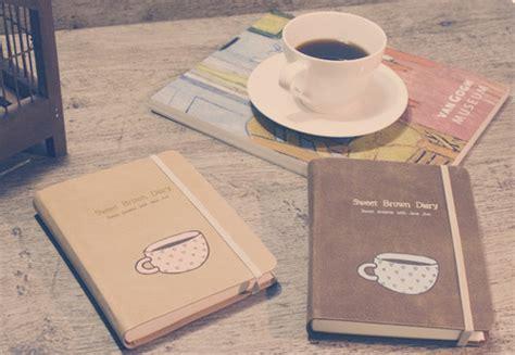 coffee diary wallpaper coffee cup cute diary sweet image 88901 on favim com