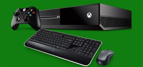 Xbox One Mouse and Keyboard Support 'Still Coming' Mouse And Keyboard Support