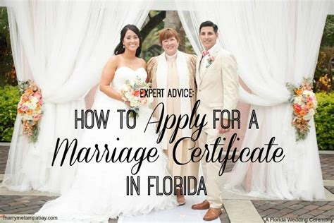 Marriage license tampa florida