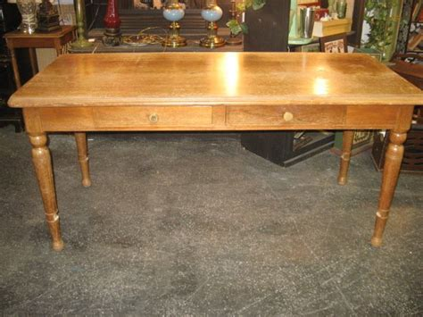 dining table with drawers australia 4 solid wood narrow dining table w two drawers great for
