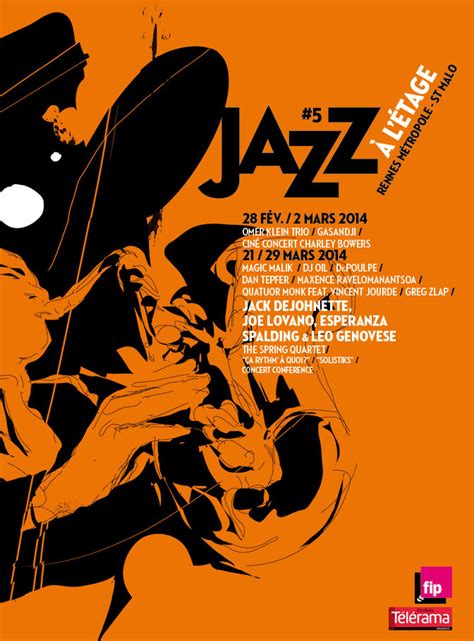 L Jazz la programmation du festival jazz 224 l etage