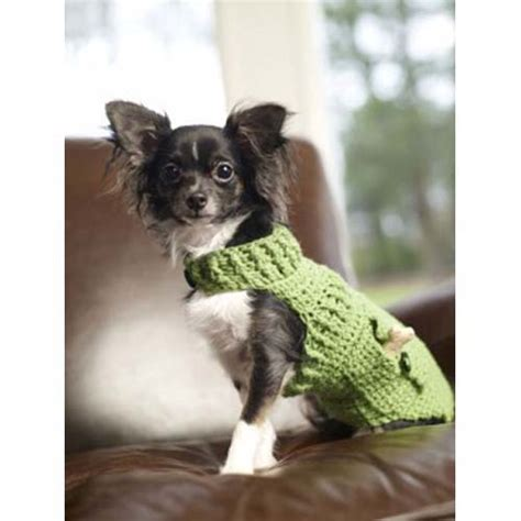 free pattern dog coat the best sweaters and coats to crochet for your dog free