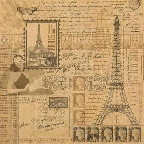 paris pattern works 42 best images about backgrounds on pinterest vintage