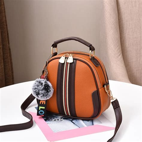 O5102 Black Brown Tas Import Termurah Batam jual b0180 brown tas pom pom fashion modis grosirimpor