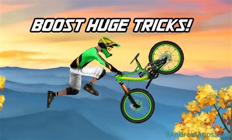 bike mountain racing mod apk bike mountain racing v1 2 apk unlimited boosters unlock