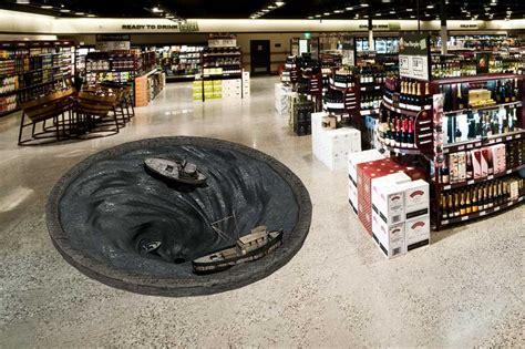 Garage Floor Decals by Floor Graphics Columbus Ohio Floor Decals Elephant