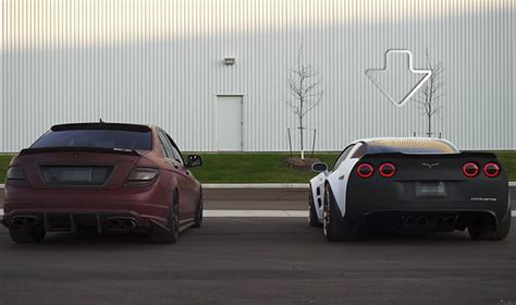 What Does Z06 by Z06 Does This Corvette Z06 Out Rev A Mercedes C63 Amg
