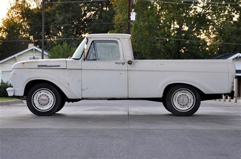 Ford Unibody Truck by A Beautiful 1961 Ford F 100 Unibody