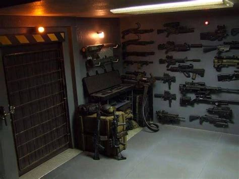 gun safe rooms the cave armory my spouse would think he died and went to heaven 0 pinteres