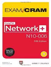 comptia security sy0 501 cram 5th edition books network n10 006 study guide