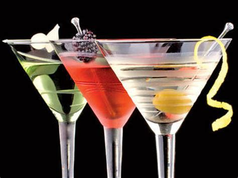 Top 20 Drinks Ordered At A Bar by Martini Terms The Bartending Chronicles