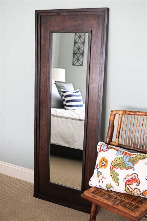 cheap long mirrors for bedroom best 25 wall mirrors diy ideas on pinterest wall