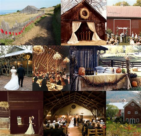 countryside style your rustic fall wedding