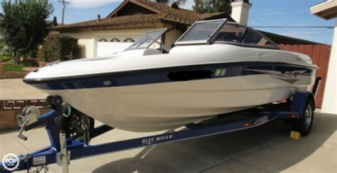 bluewater breeze boat 2008 used bluewater 18 breeze bowrider boat for sale