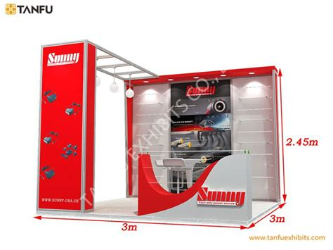 regal 3x3 tanfu 3x3 exhibition booth display for trade show buy