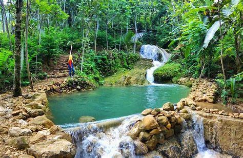 Tempat Jual Hidrogel Di Yogyakarta taman sungai mudal yang asri di kulonprogo yogyakarta
