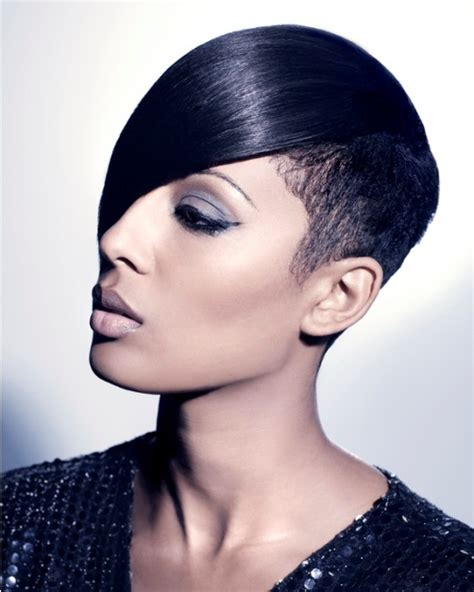 short hairstyles for black women with hair thinking in the sides short hairstyles for black women for thin hair
