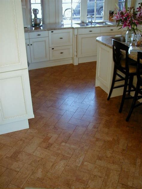 kitchen cork flooring pros cons gurus floor