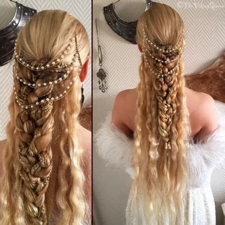 ancient viking hair styles 424 best images about viking celtic medieval elven