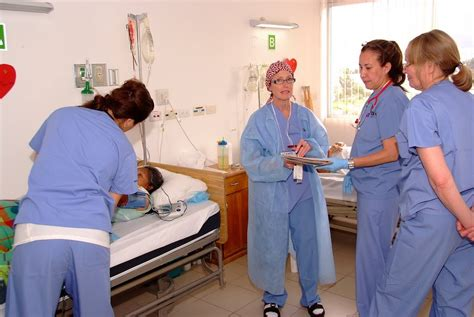 recovery room nursing care caring on the ward